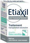 Acheter Etiaxil Aisselles Détranspirant peau sensibles Roll-on/15ml à TOURCOING
