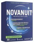 Acheter Novanuit Triple Action Comprimés B/30 à TOURCOING