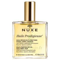 Huile Prodigieuse®- Huile Sèche Multi-fonctions Visage, Corps, Cheveux100ml à TOURCOING