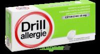 Drill 10 Mg Comprimés à Sucer Allergie Cétirizine Plq/7 à TOURCOING
