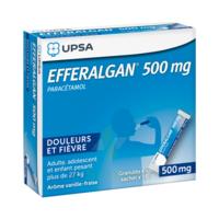 Efferalgan 500 Mg Glé En Sachet Sach/16 à TOURCOING