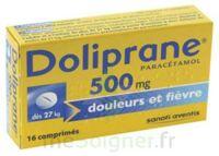 Doliprane 500 Mg Comprimés 2plq/8 (16) à TOURCOING