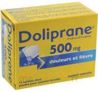 Doliprane 500 Mg Poudre Pour Solution Buvable En Sachet-dose B/12 à TOURCOING