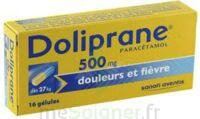 Doliprane 500 Mg Gélules B/16 à TOURCOING