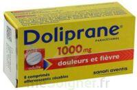 Doliprane 1000 Mg Comprimés Effervescents Sécables T/8 à TOURCOING