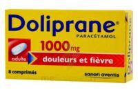 Doliprane 1000 Mg Comprimés Plq/8 à TOURCOING