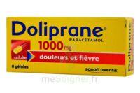 Doliprane 1000 Mg Gélules Plq/8 à TOURCOING