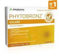 Phytobronz Solaire Caps Tous Types De Peaux B/30 à TOURCOING