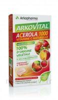 Arkovital Acérola 1000 Comprimés à Croquer B/30 à TOURCOING