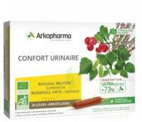 Arkofluide Bio Ultraextract Solution Buvable Confort Urinaire 20 Ampoules/10ml à TOURCOING