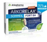 Arkorelax Sommeil Fort 8h Comprimés B/15 à TOURCOING