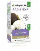 Arkogélules Radis Noir Bio Gélules Fl/40 à TOURCOING