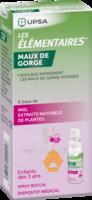 Les Elementaires Spray Buccal Maux De Gorge Enfant Fl/20ml à TOURCOING