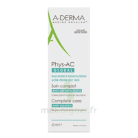 Aderma Phys'ac Global Soin Imperfection Sévères 40ml à TOURCOING
