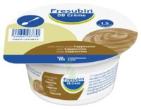 Fresubin Db Creme Nutriment Cappuccino 4pots/200g à TOURCOING