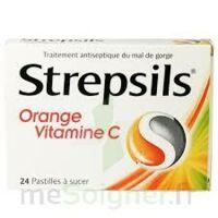 Strepsils Orange Vitamine C, Pastille à TOURCOING