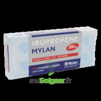 Ibuprofene Mylan 200 Mg, Comprimé Enrobé B/30 à TOURCOING