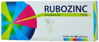 Rubozinc 15 Mg Gél 1plq/60 à TOURCOING