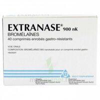 Extranase 900 Nk, Comprimé Enrobé Gastro-résistant à TOURCOING