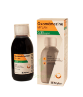 Oxomemazine Mylan 0,33 Mg/ml, Sirop à TOURCOING
