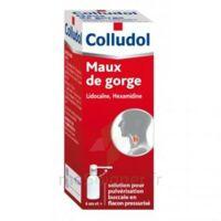 Colludol Solution Pour Pulvérisation Buccale En Flacon Pressurisé Fl/30 Ml + Embout Buccal à TOURCOING