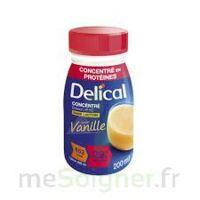 Delical Boisson Hp Hc Concentree Nutriment Vanille 4bouteilles/200ml à TOURCOING