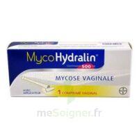 Mycohydralin 500 Mg, Comprimé Vaginal à TOURCOING