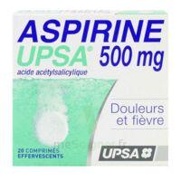 Aspirine Upsa 500 Mg, Comprimé Effervescent à TOURCOING