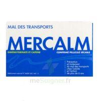 Mercalm, Comprimé Pelliculé Sécable à TOURCOING