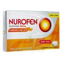 Nurofen 200 Mg, Comprimé Orodispersible à TOURCOING