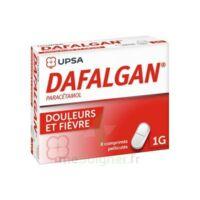 Dafalgan 1000 Mg Comprimés Pelliculés Plq/8 à TOURCOING