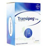 Transipeg 5,9g Poudre Solution Buvable En Sachet 20 Sachets à TOURCOING
