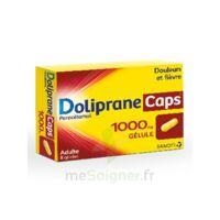 Dolipranecaps 1000 Mg Gélules Plq/8 à TOURCOING