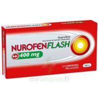 Nurofenflash 400 Mg Comprimés Pelliculés Plq/12 à TOURCOING
