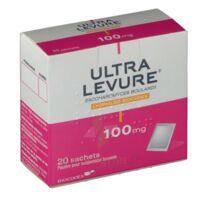 Ultra-levure 100 Mg Poudre Pour Suspension Buvable En Sachet B/20 à TOURCOING