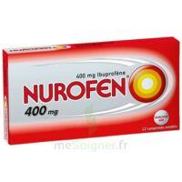 Nurofen 400 Mg Comprimés Enrobés Plq/12 à TOURCOING
