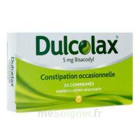 Dulcolax 5 Mg Comprimés Enrobés Gastro-résistants Plq/30 à TOURCOING