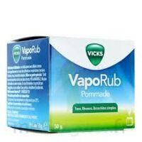Vicks Vaporub, Pommade 50g à TOURCOING