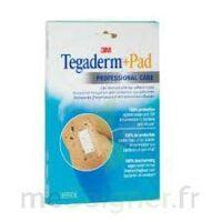 Tegaderm + Pad, 5 Cm X 7 Cm , Bt 10 à TOURCOING