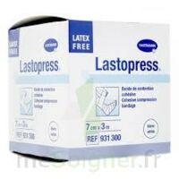 Lastopress® Bande De Compression Cohésive 10 Cm X 3,5 Mètres - Coloris Blanc à TOURCOING