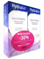 Hydralin Quotidien Gel Lavant Usage Intime 2*200ml à TOURCOING