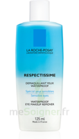 Respectissime Lotion Waterproof Démaquillant Yeux 125ml à TOURCOING