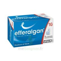 Efferalganmed 1 G Cpr Eff T/8 à TOURCOING