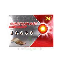 Nurofenplast 200 Mg Emplâtre Médic 4sach à TOURCOING