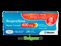 Ibuprofene Mylan Conseil 400mg, Comprimés Pelliculés à TOURCOING