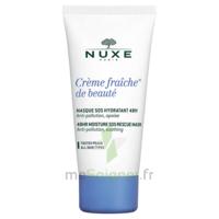 Crème Fraiche® De Beauté - Masque Hydratant 48h Et Anti-pollution50ml à TOURCOING
