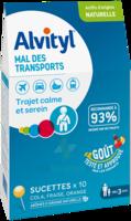 Alvityl Sucette Mal Des Transports B/10 à TOURCOING