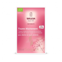 "Weleda Tisane Allaitement ""fruits Rouges"" 2x20g à TOURCOING"