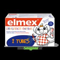 Elmex Duo Dentifrice Enfant, Tube 50 Ml X 2 à TOURCOING