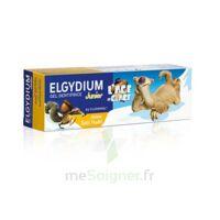 Elgydium Age De Glace Pâte Dentifrice Tutti Frutti Junior 7/12ans 50ml à TOURCOING